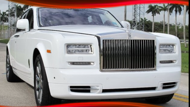 Rolls Royce Phantom phase 2 (EXCLUSIVE).